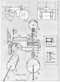 wooden steam roller plan u2022 woodarchivist