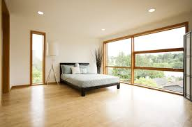 Laminate Bedroom Flooring Bedroom Zen Bedroom Design With Light Cork Flooring Also Wooden
