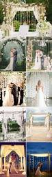Hanging Canopies by Top 25 Best Wedding Canopy Ideas On Pinterest Wedding Walkway