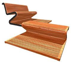 Eucalyptus Bench - have a seat 10 sustainable modern benches