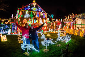 christmas decorations in homes let it glow ho ho homes across uk decorated for christmas in