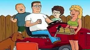 king of the hill cartoon conspiracy theory king of the hill dale knew the whole