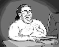 Man On Computer Meme - image 526891 computer reaction faces know your meme