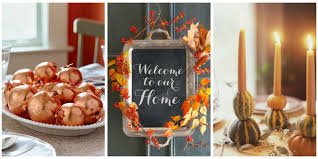 Thanksgiving Vacation Ideas 40 Easy Diy Thanksgiving Decorations Best Ideas For Thanksgiving