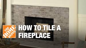 tile for fireplace interior design