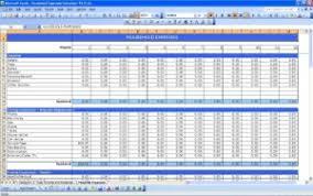 break even analysis spreadsheet greenpointer