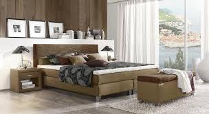 Schlafzimmer Braunes Bett Preiswertes Boxspringbett Zweifarbig Tiberio Boxspringbetten Net