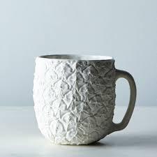 gift mugs with candy porcelain pineapple mug on food52