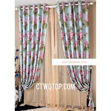 Blue Curtains Bedroom Pink And Blue Curtains Curtains Ideas