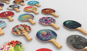 custom table tennis racket uberpong custom ping pong paddle set gadget flow