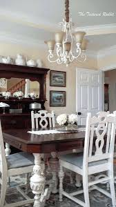 Antique White Dining Room Furniture Country White Dining Table U2013 Ufc200live Co