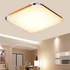 Schlafzimmer Lampe Gold Floureon 30w Rgb Dimmbar Led Deckenleuchte Wohnzimmerlampe Moderne