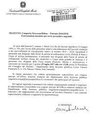 convocazione consiglio dei ministri rinnovo contratto lavoro militari e poliziotti la funzione