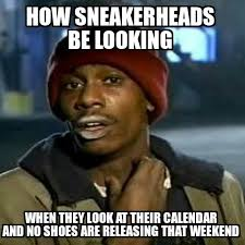 Sneaker Head Memes - my open letter to jordan brand thank you sbd