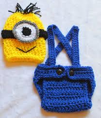 www etsy com shop childishdreams baby boy crochet despicable me
