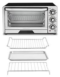 Best Toaster Oven Broiler Cuisinart Tob 40 Custom Classic Toaster Oven Broiler Review