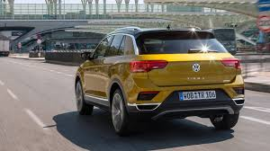 volkswagen mini truck vw t roc suv 2017 review by car magazine