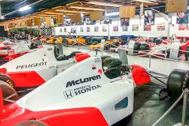 mclaren f1 factory donington collections iwantobea u2026