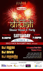 Spice Rack Knoxville Diwali Dinner And Dance Party In Spice Rack Banquet Hall Plano
