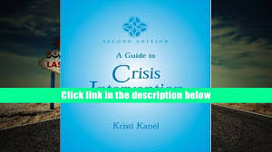 audiobook a guide to crisis intervention kristi kanel download