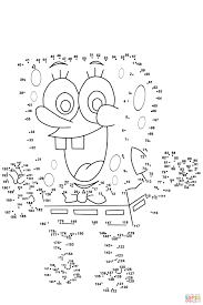 to print free dot to dot 60 for your coloring pages of animals