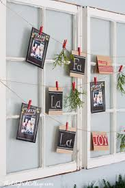 christmas card display holder christmas card display the lilypad cottage