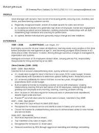 retail resume exle retailing resume sales retail lewesmr
