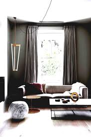 Curtains To Go Decorating Exles Unique Grey Walls Brown Furniture Bedroom Charcoal