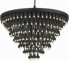 Ring Chandelier Cosmos 7 Ring Chandelier Lighting Chandeliers For Dining