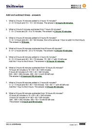Add Subtract Integers Worksheet Worksheet Subtracting Time Queensammy Worksheets For Elementary
