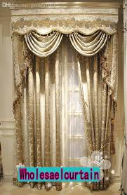 Denim Curtain Custom Size Print Cheap Made To Measure Curtains Sheer Valance
