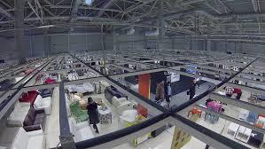 Ikea Inside Ikea Store Stock Footage Video Shutterstock