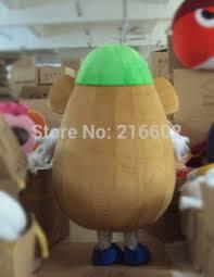Potato Head Ladies Fancy Dress Discount Potato Fancy Dress Costume 2017 Potato Fancy Dress