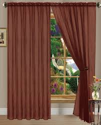 Hunter Green Window Curtains by Amazon Com Gold Linda Sheer Voile Panel Curtain Drape 55 Inches