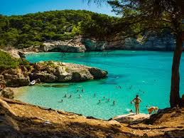 Menorca Spain Map by Hello 965 Menorca Spain