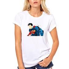 womens halloween shirt superman workout marvel watercolor t shirt gullprint gullprint