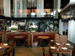 Banquette Booth Seating Wesnic Morimoto Asia Restaurant U2013 Wesnic