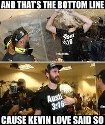 Kevin Love Meme - 30 best memes of lebron james the cleveland cavaliers celebrating