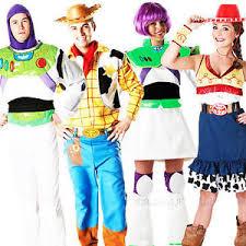 Toy Story Jessie Halloween Costume Disney Toy Story Adults Fancy Dress Buzz Jessie Woody Mens