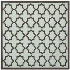 Square Wool Rug Square Flatweave Rugs U0026 Area Rugs For Less Overstock Com