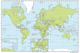 Printable World Maps by Map Of The World With Capital Cities You Can See A Map Of Many
