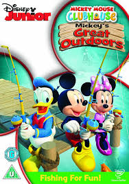 amazon mickey mouse clubhouse mickey u0027s outdoors dvd
