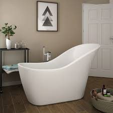 tips on finding the perfect freestanding bath property price advice the plaza waterfall floor mounted freestanding bath shower mixer 199 94 from victorian plumbing perfectly complements this contemporary styled