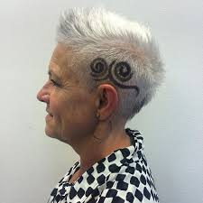 platinum hairstyles for older women 60 cute short pixie haircuts femininity and practicality
