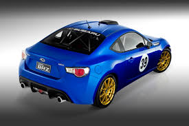 car subaru brz subaru brz motorsport project car puts fans on track photos 1 of 4