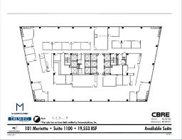 101 marietta st nw atlanta ga 30303 property for lease on