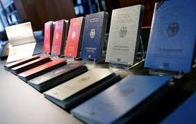 Seeking German Number Of Britons Seeking German Citizenship Leaps In 2016 As