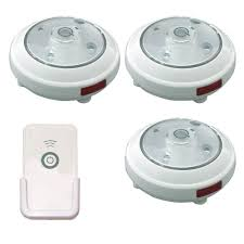 battery operated under cabinet light armacost lighting mini warm white integrated led recessed puck
