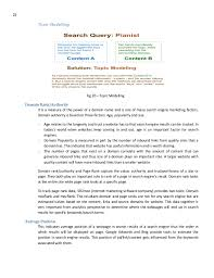 Resume Title Examples by Search Analytics U0026 Advertising Concept Paper