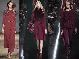 marsala color trend for 2015 posh brazilian